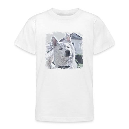 Pass auf - Teenager T-Shirt