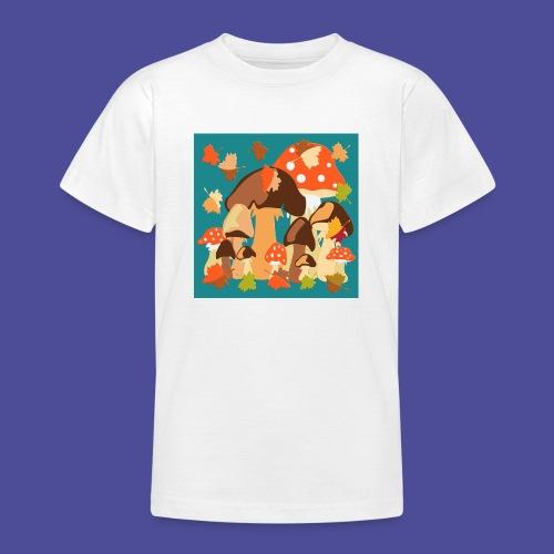 Pilze - Teenager T-Shirt