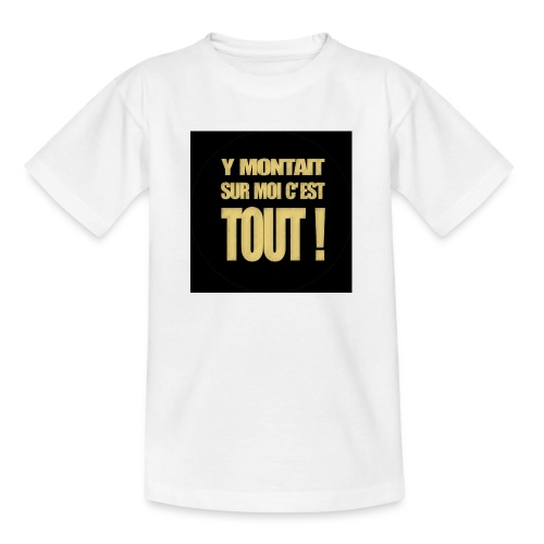 badgemontaitsurmoi - T-shirt Ado