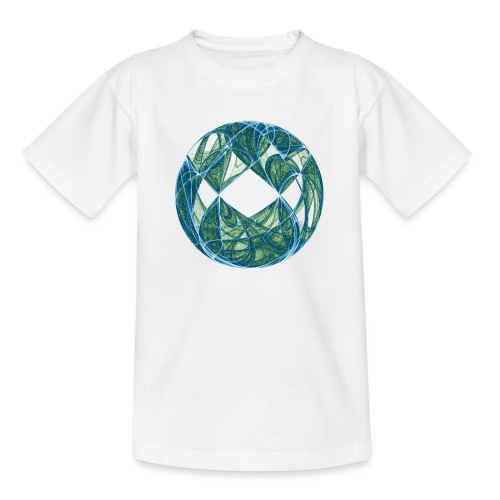 Harmony in the Ocean of Elements 446oce - Teenage T-Shirt