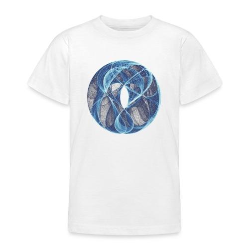 Winde des Herzens 10051ice - Teenager T-Shirt