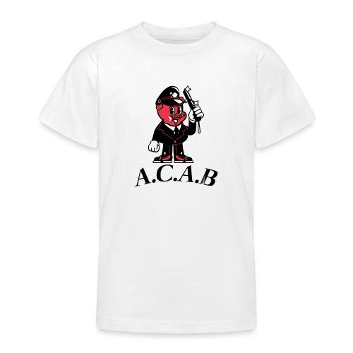 A.C.A.B cochon - T-shirt Ado