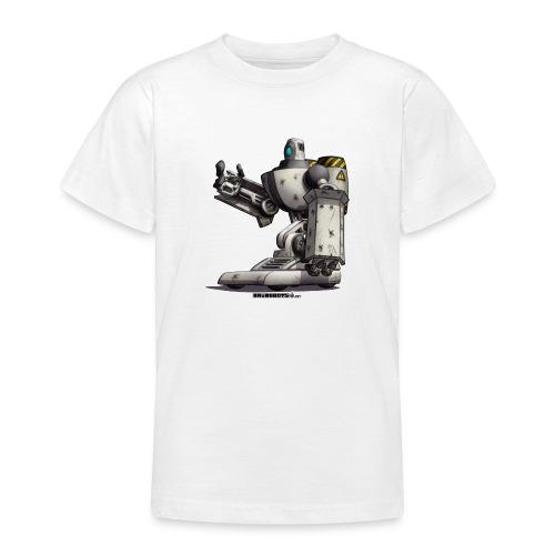 The S.H.I.E.L.D. Robot! - Teenager-T-shirt