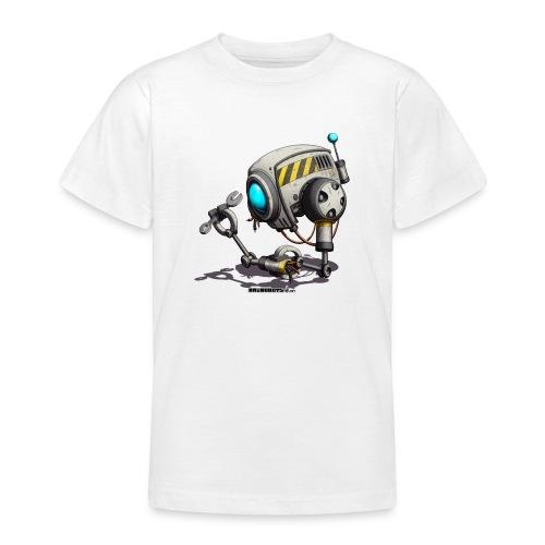 The T.O.O.L. Robot! - Teenager-T-shirt