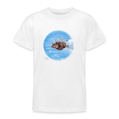 Poisson zèbre - T-shirt Ado