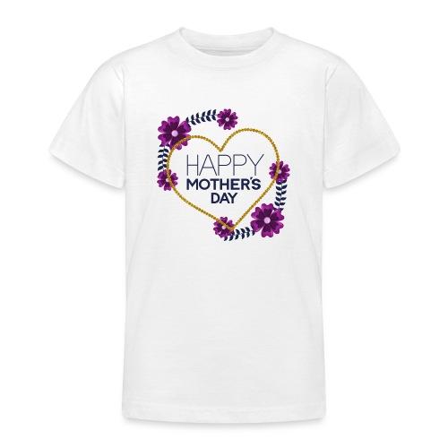 mors dag - Teenager-T-shirt