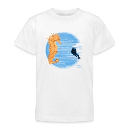 Zeepaardje - T-shirt Ado