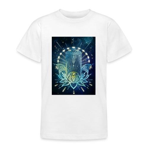 Hamsa Hand - Teenage T-Shirt