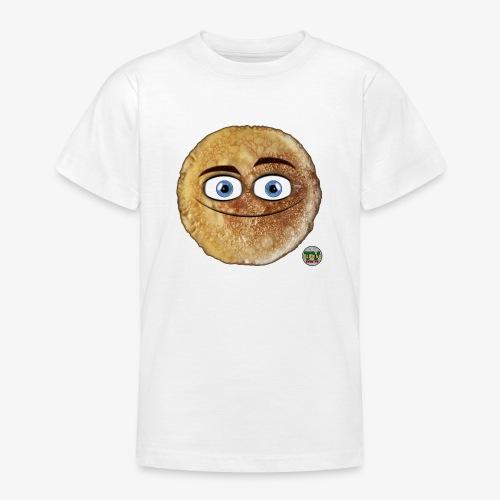 Pannekaka - T-skjorte for tenåringer