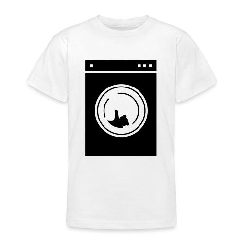 washing machine bear - T-shirt Ado