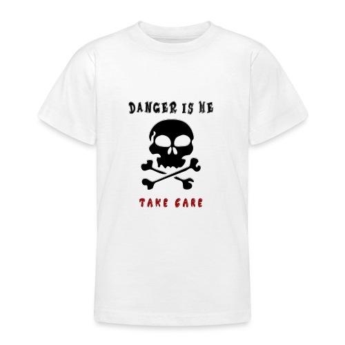 Danger - Nuorten t-paita