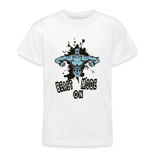 Beast Mode - Nuorten t-paita