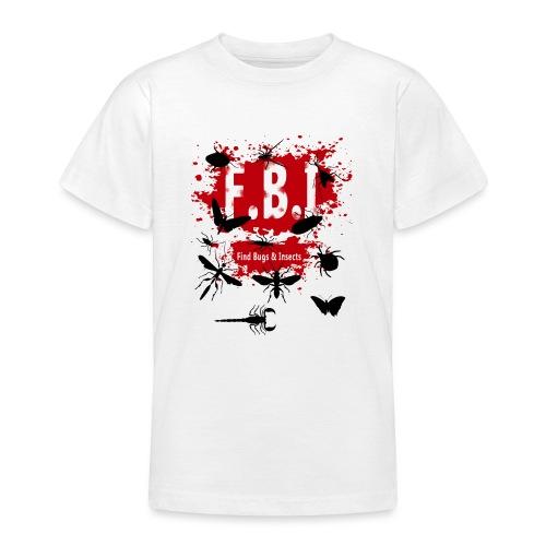 FBI - Nuorten t-paita