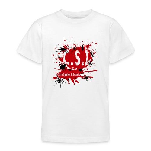 C.S.I - Nuorten t-paita
