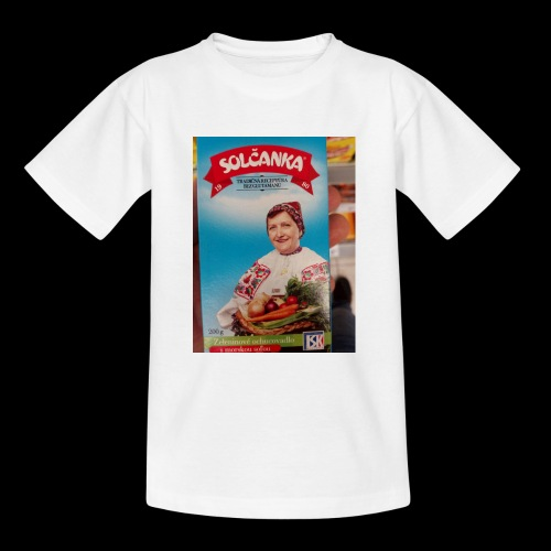 Babushka's fines - Teenage T-Shirt