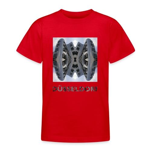 Düsseldorf #1 - Teenager T-Shirt