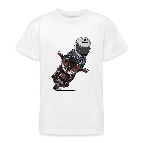 0790 FJR1300 Magnetic Bronze - Teenager T-shirt