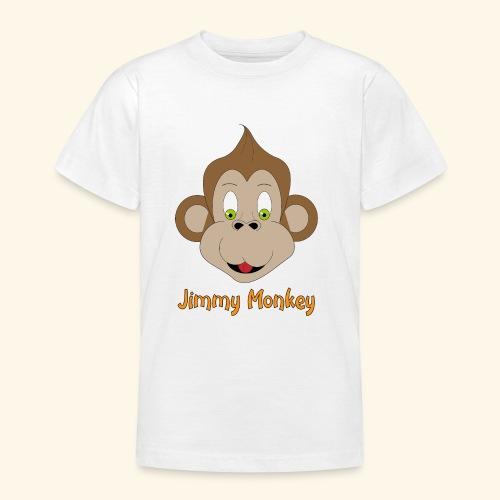 monkey green eyes - T-shirt Ado