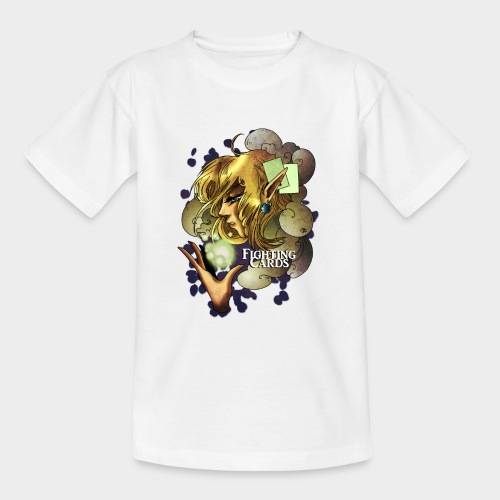 Fighting cards - Soigneuse - T-shirt Ado