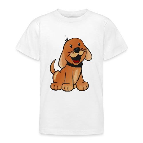 cartoon dog - Maglietta per ragazzi