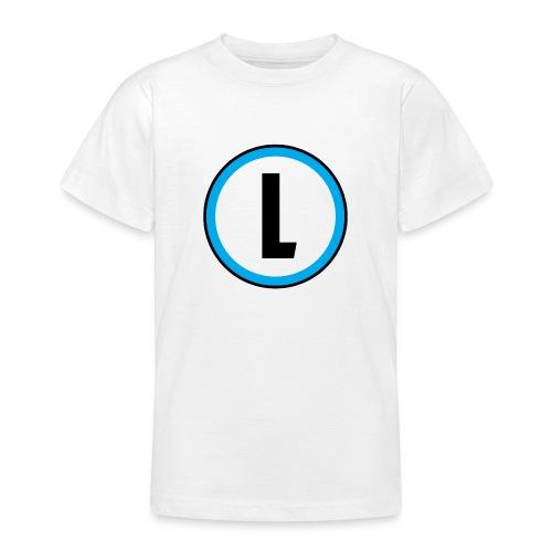 Camiseta Uso diario minimalista - Camiseta adolescente