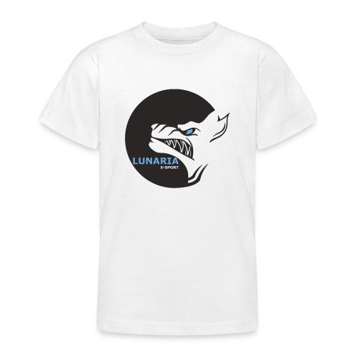 Lunaria_Logo tete pleine - T-shirt Ado