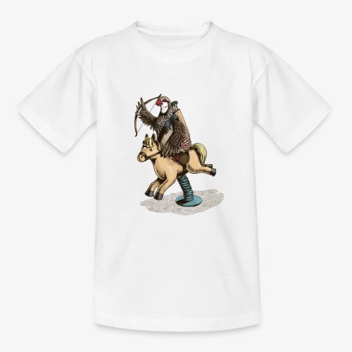Partridge Rider - Teenage T-Shirt