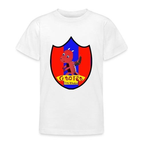 George The Dragon - Teenage T-Shirt