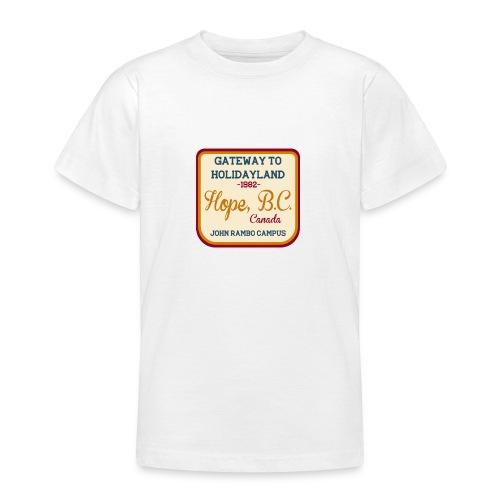 Rambo Hope Holidayland - Koszulka młodzieżowa