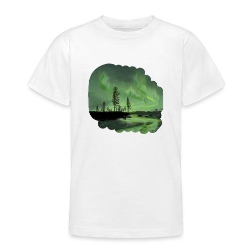Noorderlicht reflectie - T-shirt Ado