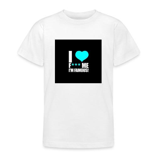 I Love FMIF Badge - T-shirt Ado