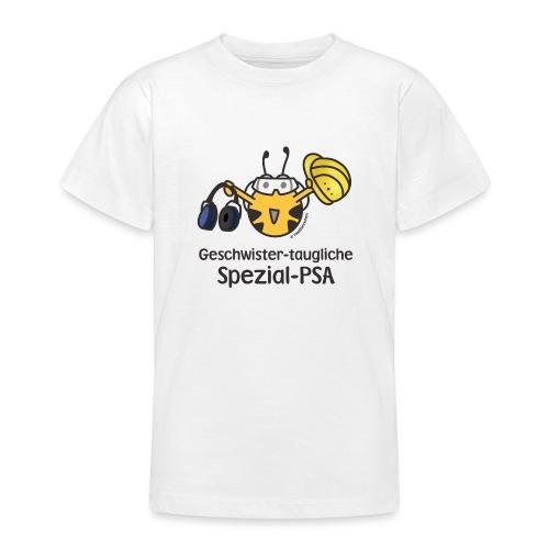 Geschwister taugliche Spezial PSA - Teenager T-Shirt