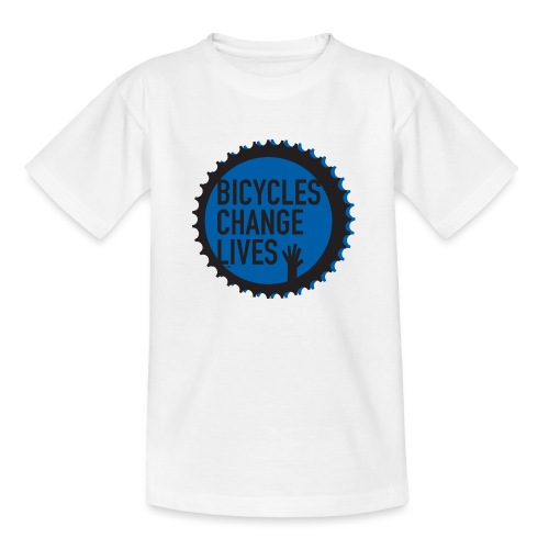 BCL Blue Cog - Teenage T-Shirt