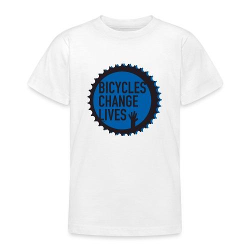 BCL Blue Cog - Teenage T-Shirt