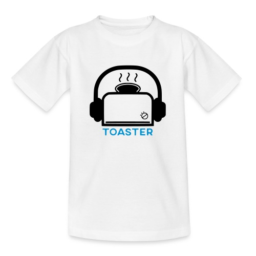 Toaster Logo - Nuorten t-paita