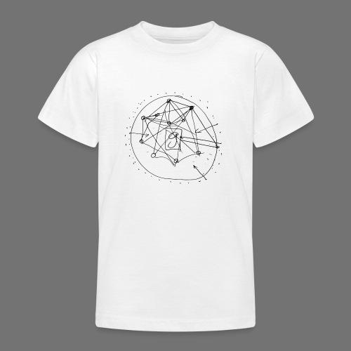 SEO Strategy No.1 (black) - Teenage T-Shirt
