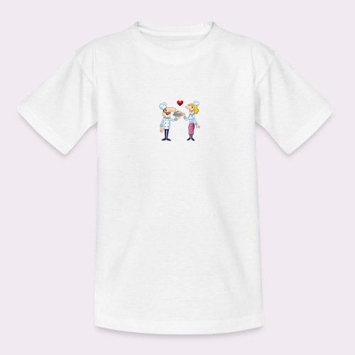 cheffs - Camiseta adolescente