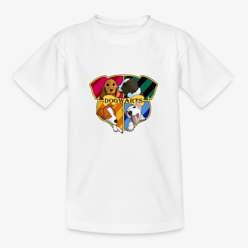 Dogwarts Logo - Teenage T-Shirt