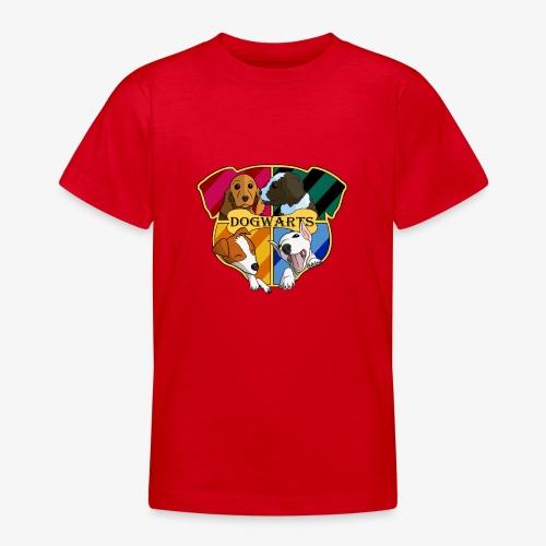 Dogwarts Logo - Teenage T-Shirt