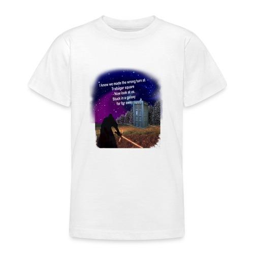 Bad Parking - Teenage T-Shirt
