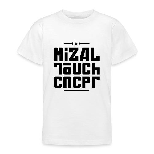 Logo MiZAL Touch Concept - Koszulka młodzieżowa