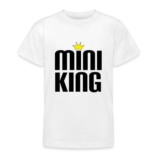 MiniKing Baby Kleinkind Geschenk - Teenager T-Shirt