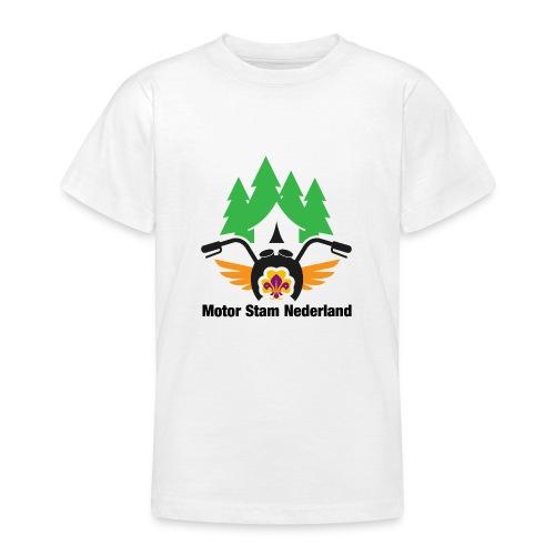 logo motorstam - Teenager T-shirt