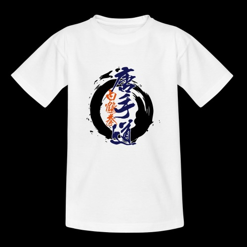enso karatedo - Teenager T-Shirt
