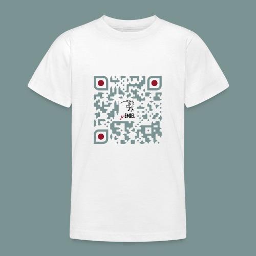 pEMIEL QR - Teenager T-shirt