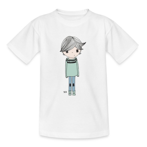 jongetje - Teenager T-shirt