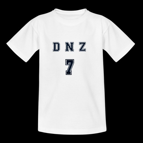 """DNZ"" COLLAGE STYLE - T-shirt tonåring"