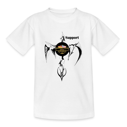 Support Indis Art Tattoo - Teenager T-Shirt