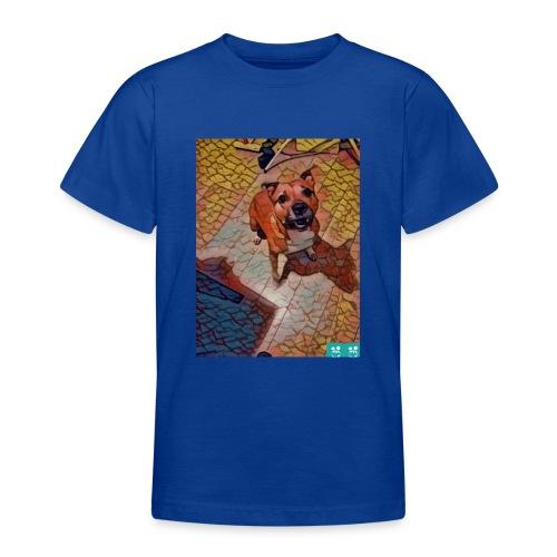 Foxy in kleur - Teenager T-shirt