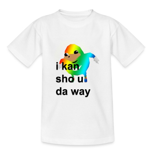 uganda - Nuorten t-paita